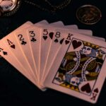 card games an online casino