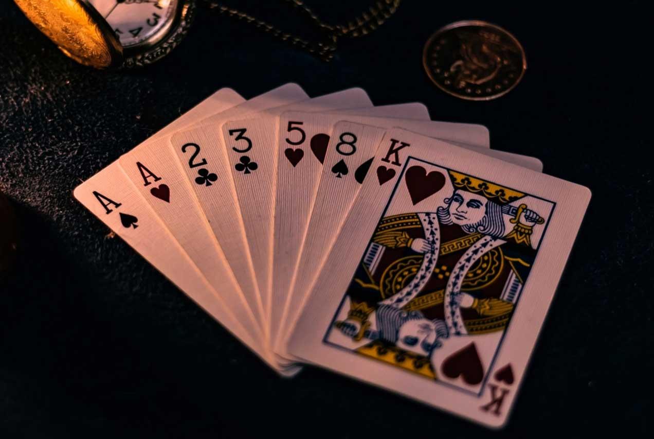 casino online card games